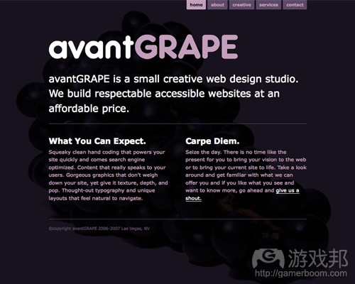 avantgrape(from smashingmagazine)