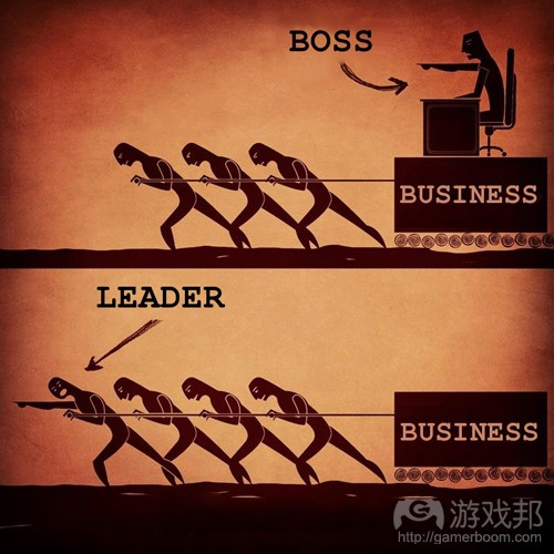 boss-leader(from hobbygamedev)