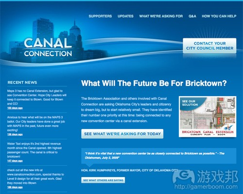 canalconnection(from smashingmagazine)
