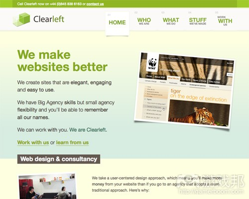 clearleft(from smashingmagazine)