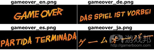gameover(from gamasutra)