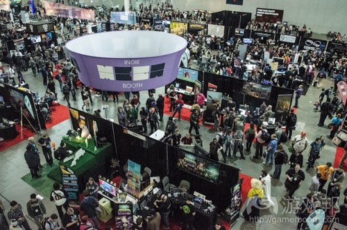 indie-megabooth-east-2013(from gamasutra)