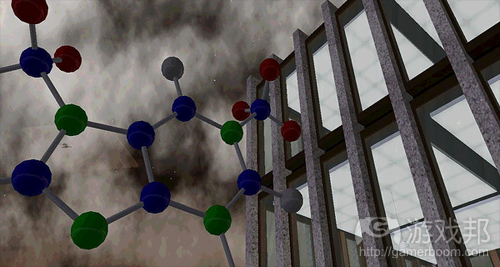 molecules-structure(from gamedevelopment)