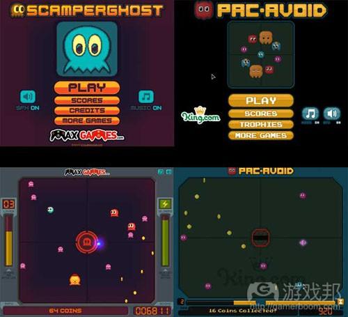 pac-avoid-scamper-ghost(from development.tutsplus)
