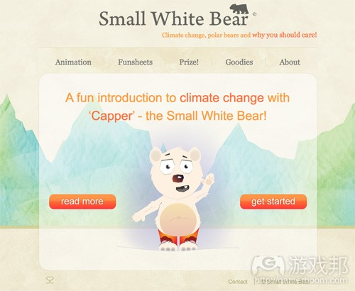 smallwhitebear(from smashingmagazine)
