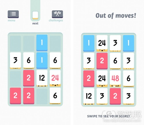 threes-ios(from mobilesyrup.com)