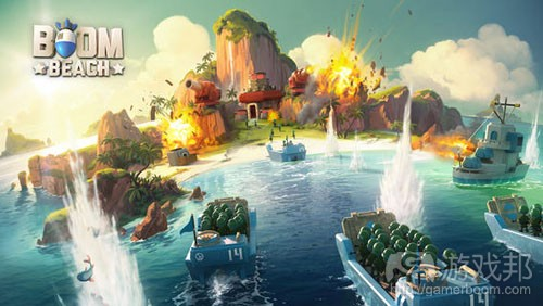 Boom Beach(from goodnewsfinland)