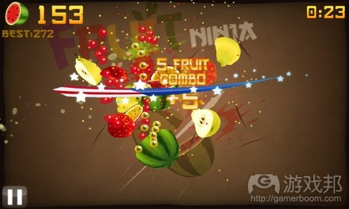 Fruit-Ninja(from gamasutra)