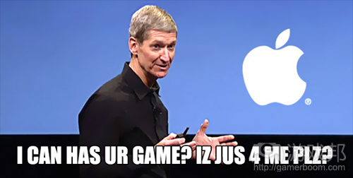 Tim Cook(from gamezebo)