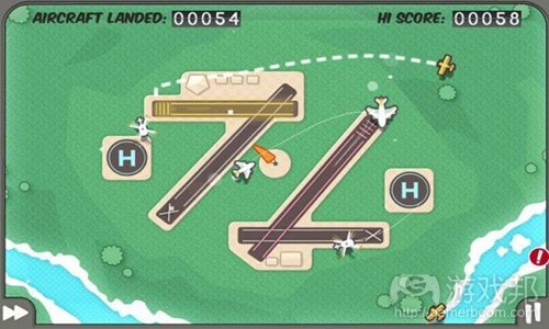 flight control(from gamasutra)
