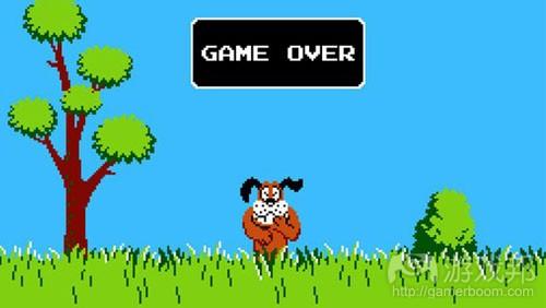 game over(from gamesradar)
