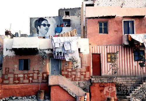 Cairo slum(from gamasutra)