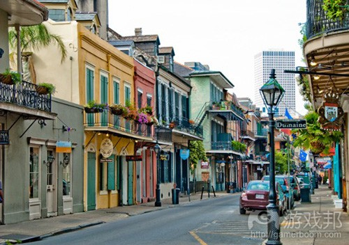 New Orleans(from gamasutra)