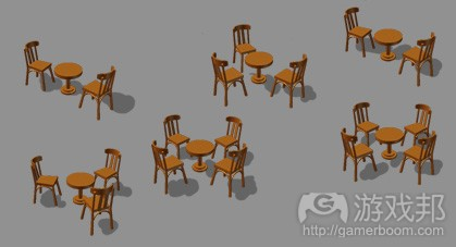 chairs(from gamasutra)