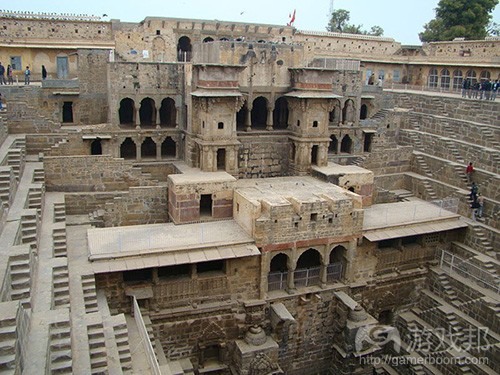 indian architecture(from gamasutra)