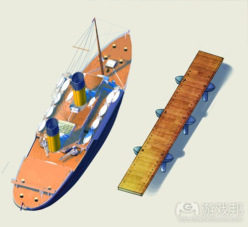 ship(from gamasutra)