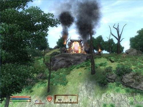 Oblivion(from gamecareerguide)