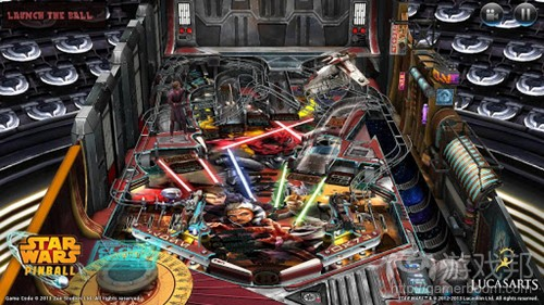 Star Wars Pinball(from yingyong)