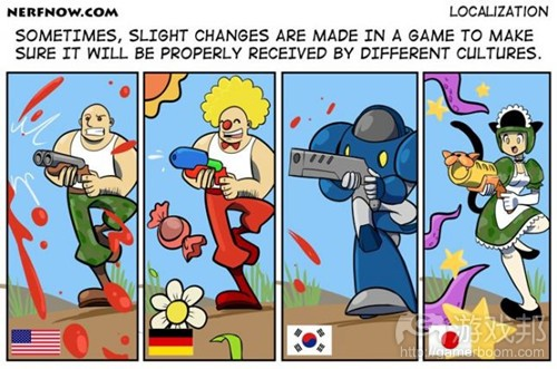 nerf(from gamasutra)