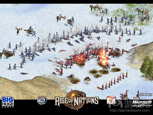 rise of nations(from verycd.com)