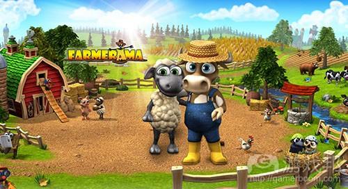 Farmerama(from oyuncu.com)