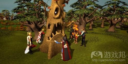 RuneScape(from develop-online)