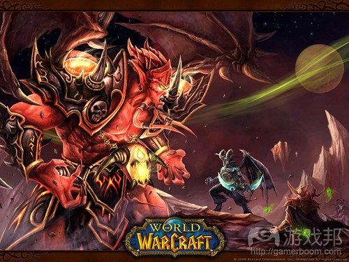 World of Warcraft(from mmosite)