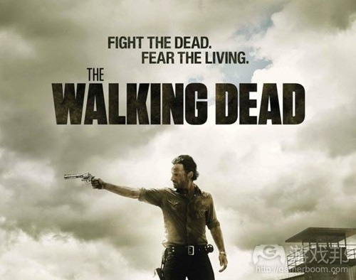 The Walking Dead(from allvoices)
