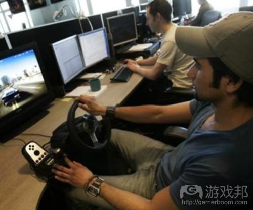 game studio(from thenextweb)