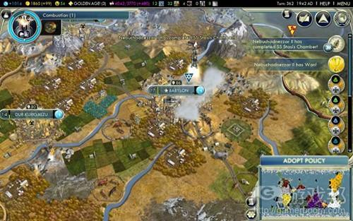 CivilizationV(from gamasutra)