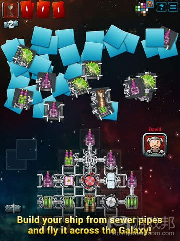 Galaxy Trucker(from itunes.apple.com)