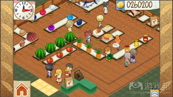 Hometown Story Pocket(from itunes.apple.com)