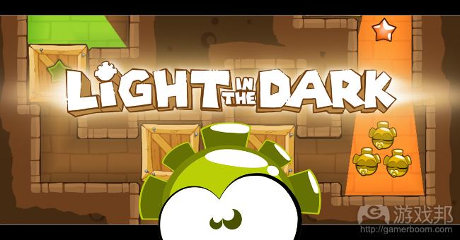 Light in the Dark(from insidemobileapps.com)