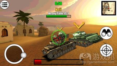 World of Tanks(from pocketgamer.uk)