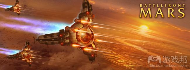 Battlefront Mars(from insidesocialgames.com)