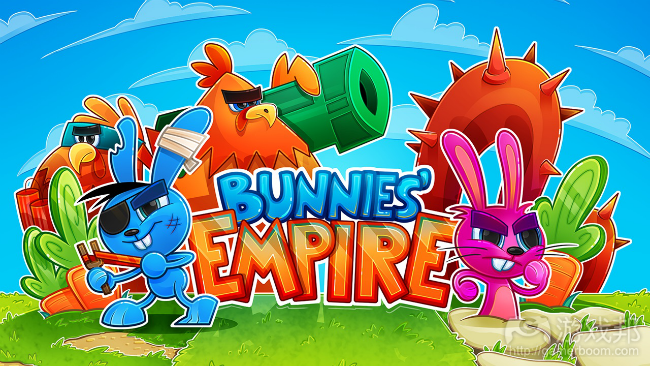 Bunnies Empire(from inside mobile apps.com)