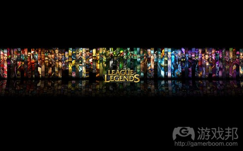 League of Legends(from freecodesource)