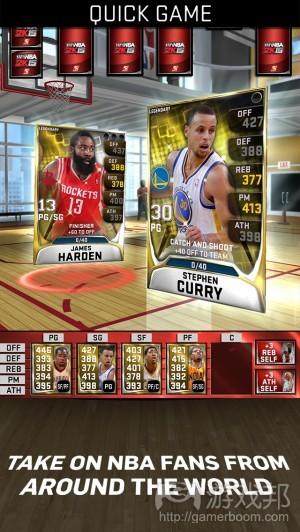 每日观察:关注卡牌游戏My NBA 2K15和Unity出售传闻10.14