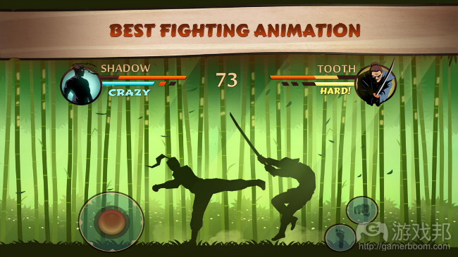Shadow Fight 2(from insidemobileapps.com)