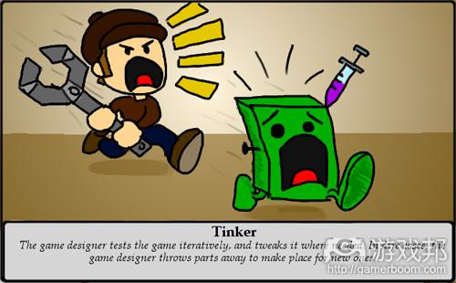 Tinker(from martianflytrap)