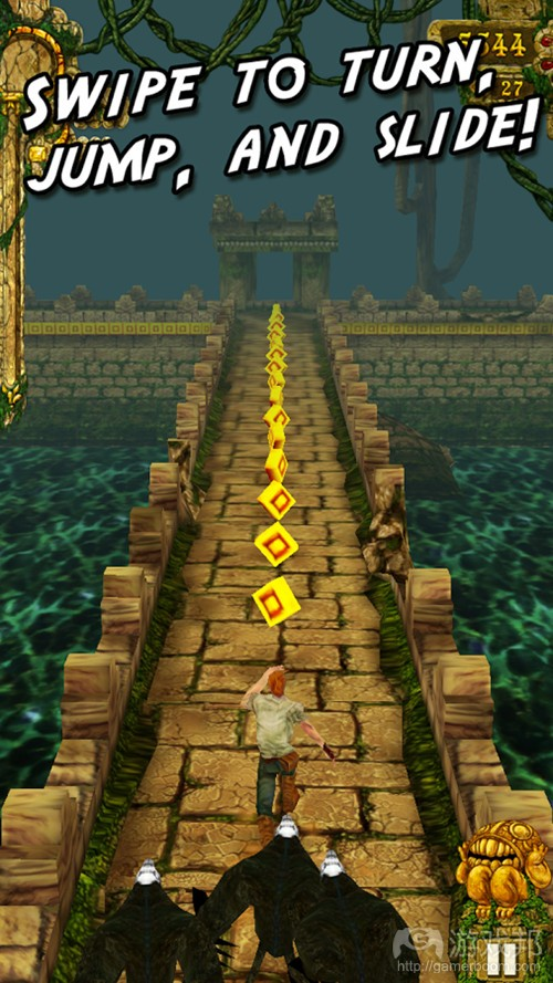 temple run(from mobilefreetoplay)