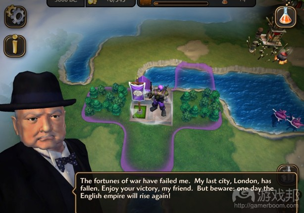 Civilization Revolution 2(from joystiq.com )