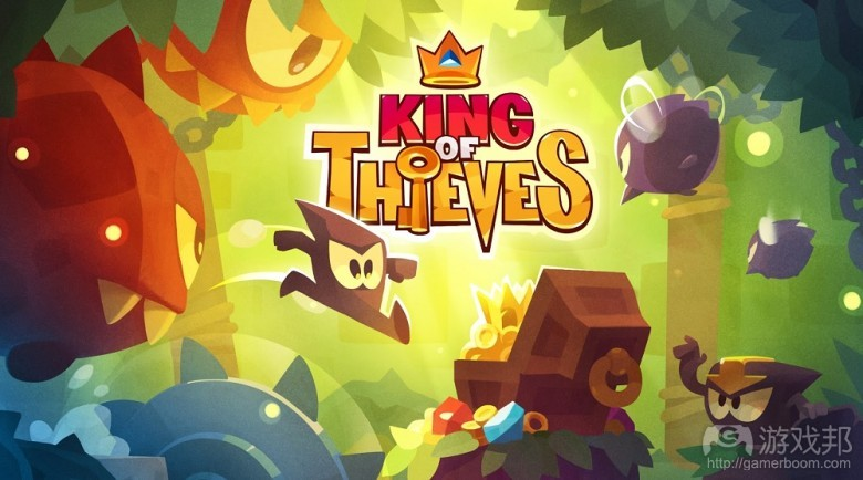 King of Thieves(from venturebeat.com)