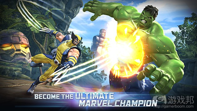 MARVEL Contest of Champions(from itunes.apple.com)