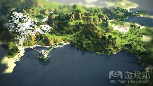 Minecraft(from baidu)
