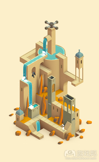 Monument Valley(from gamezebo.com)
