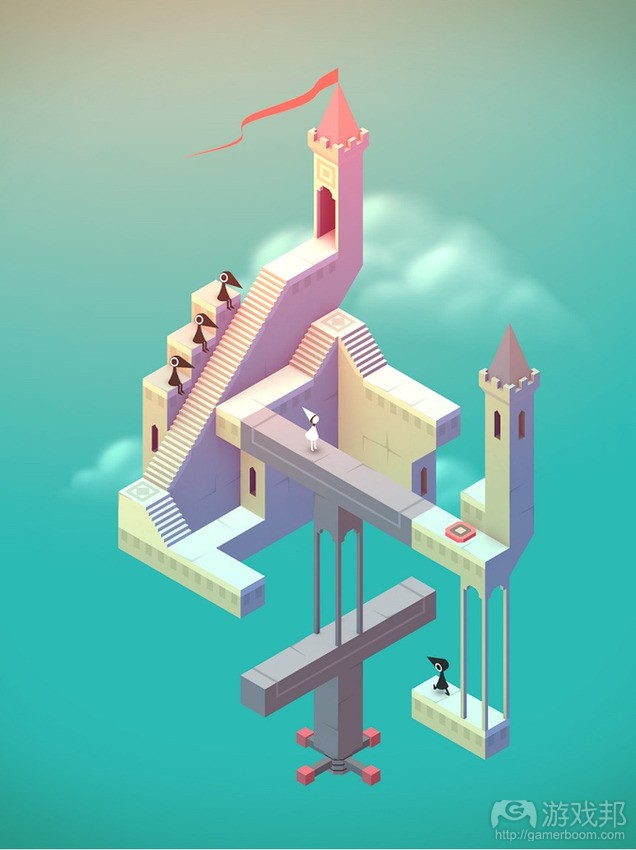 Monument Valley(from mashable.com)