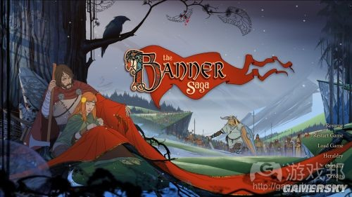 The Banner Saga(from gamersky)