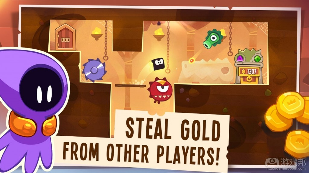 King of Thieves(from toucharcade.com)