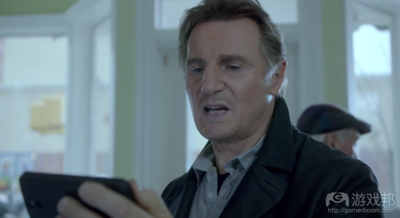 Liam Neeson(from venturebeat.com)